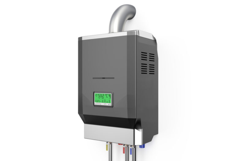 3 Types of Water Heaters